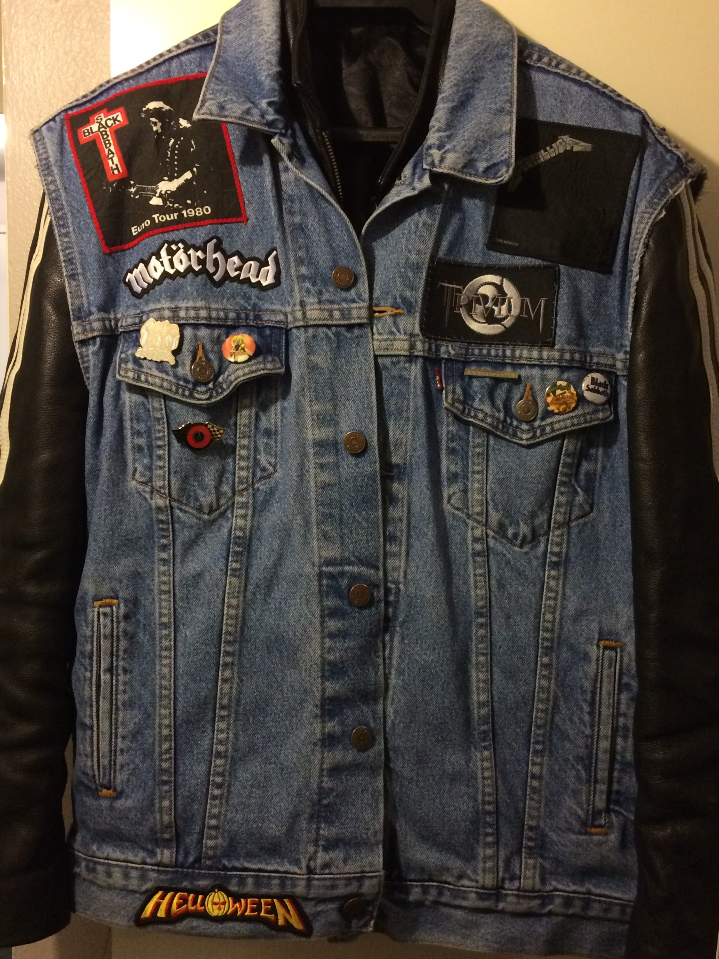 Home Of Metal My Battle Jacket