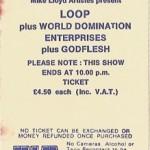 Loop ticket, Stoke 90