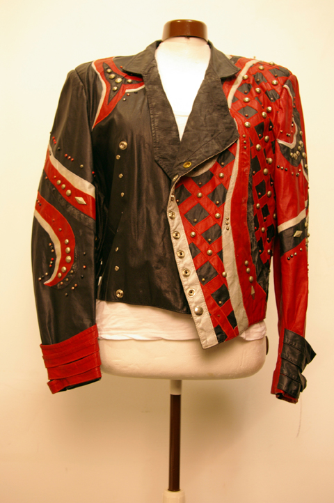 Home of Metal | Judas Priest signed leather jacket