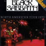 North American Tour 1978 programme