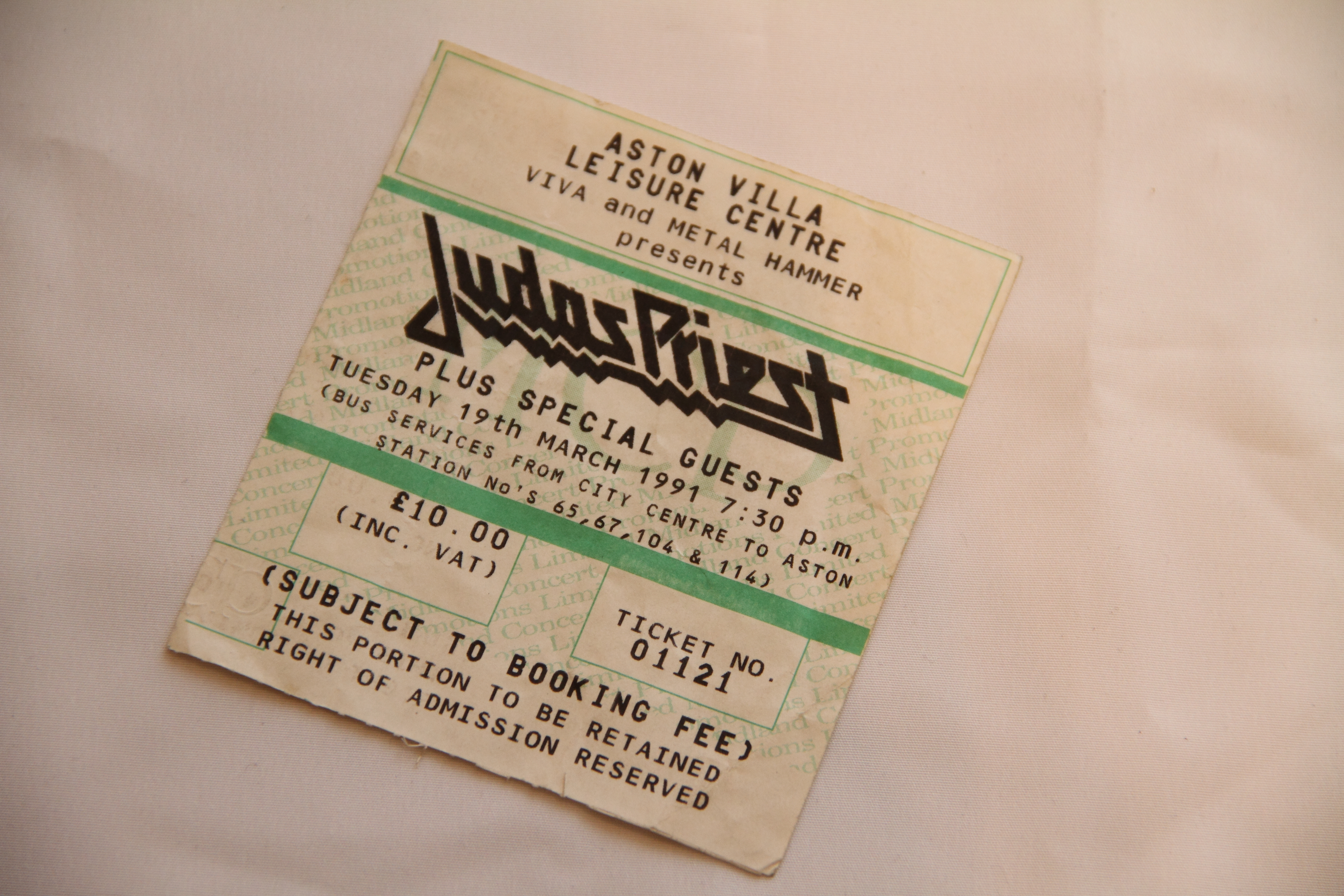 Home Of Metal Judas Priest Opening Date Of Painkiller