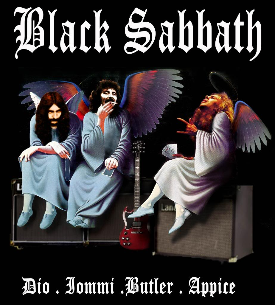 home of metal black sabbath heaven hell artwork. Black Bedroom Furniture Sets. Home Design Ideas