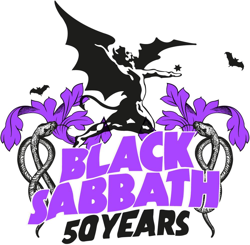 Home Of Metal Black Sabbath 50 Years