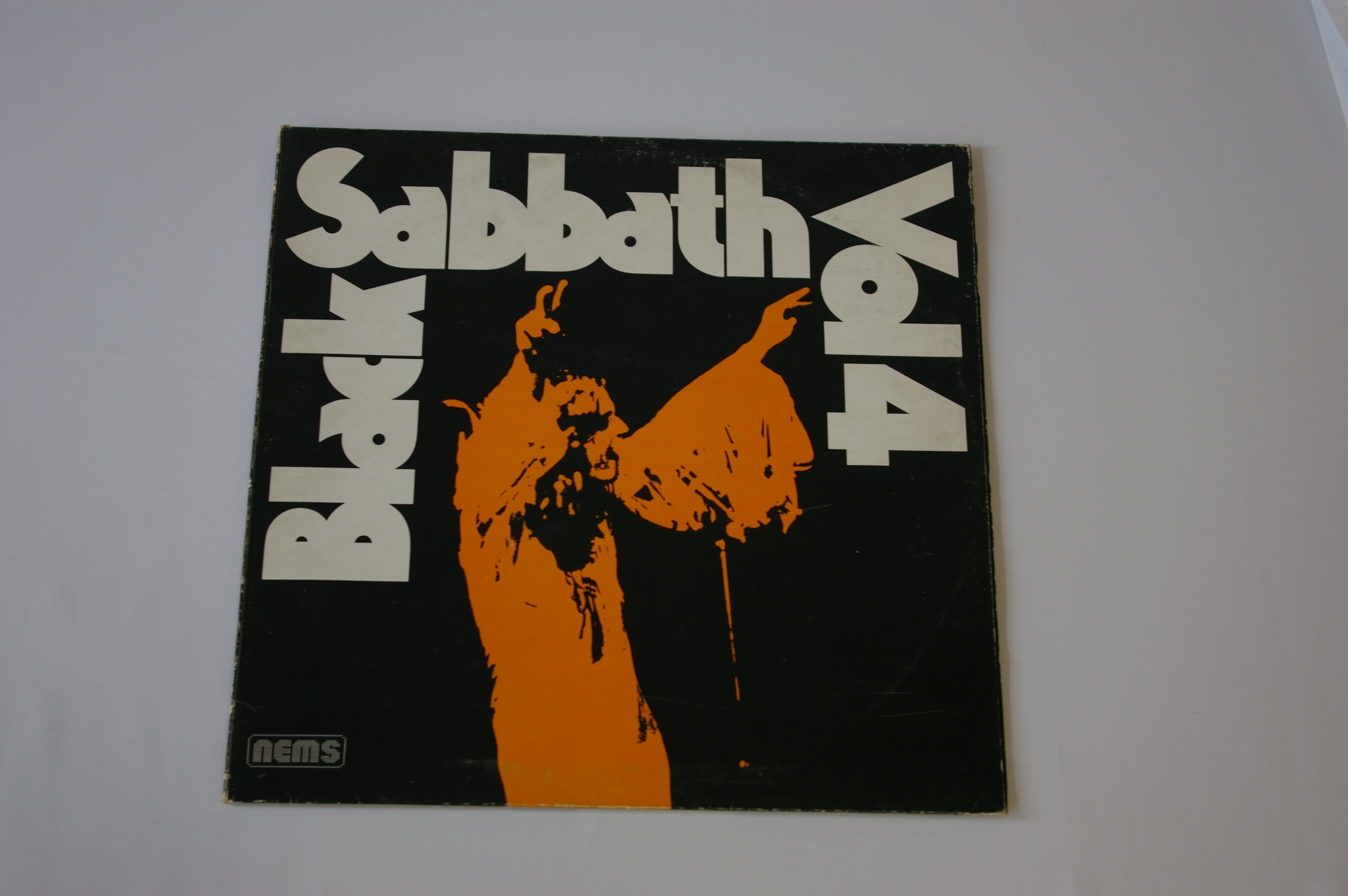 Home Of Metal Black Sabbath Vol 4 Lp